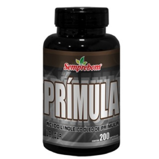 Óleo de Prímula - Semprebom - 200 caps - 500 mg