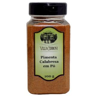Pimenta Calabresa em Pó - Villa Cerroni - 100 g