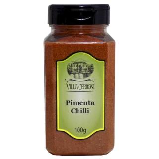 Pimenta Chilli em Pó - Villa Cerroni - 100 g